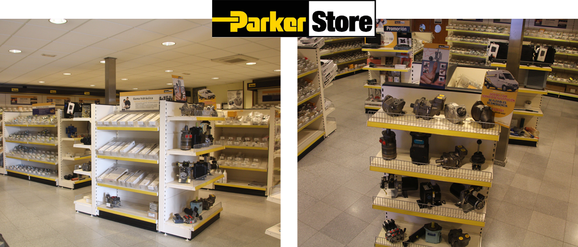 Madi Control Parker Store