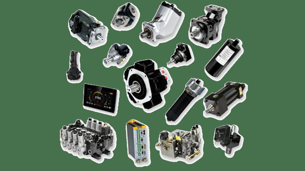 Madi Control - Componentes oleohidraulicos